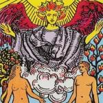 Cartas del Tarot: Los Enamorados