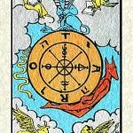 significado rueda fortuna tarot amor