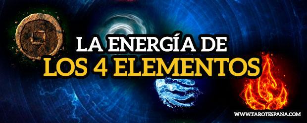energía de los 4 elementos maria galilea tarot españa