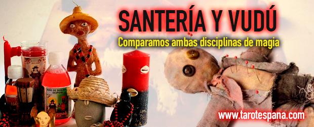Santería cubana y vudú