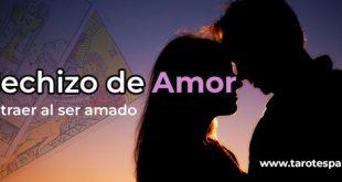 Hechizo para atraer el amor tarot España Maria galilea