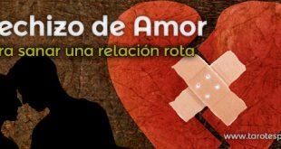 hechizo de amor para sanar relacion rota tarot españa maria galilea